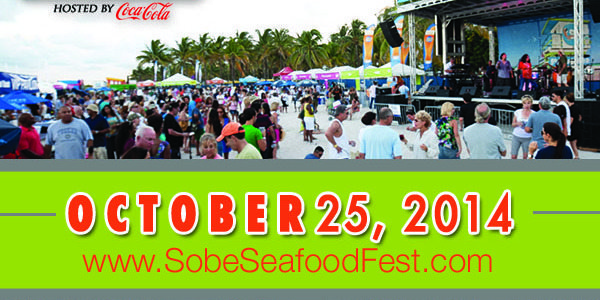 Hess Select South Beach Seafood Festival Giveaway
