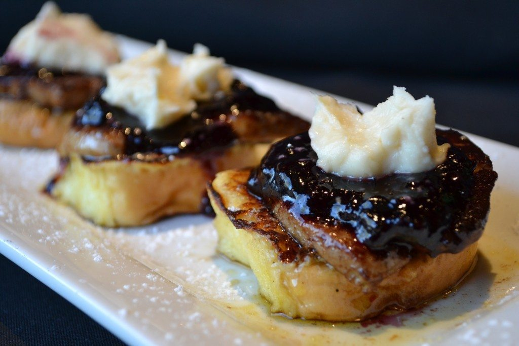 Foie Gras French Toast 2