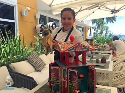 La Mar's Sous Chef Fiorela Cornejo