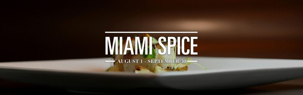 miami spice header