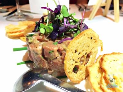 Red the Steakhouse's Steak Tartar