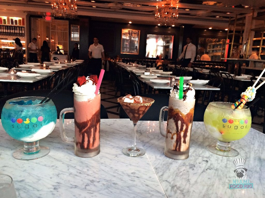 Sugar Factory A Tasty Mix Of Sweet And Savory Fare
