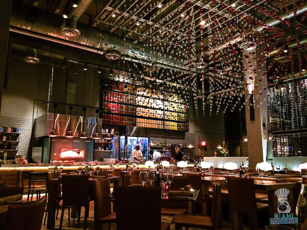 Cibo Wine Bar's Interior