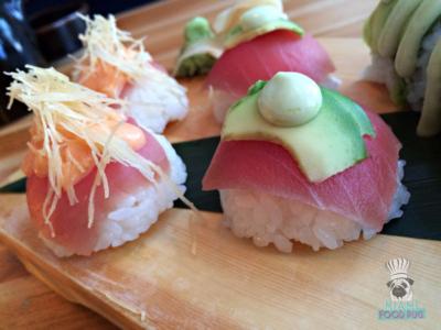 Momo Sushi Shack's Sushi Bombs