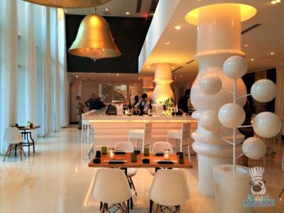 Momo Sushi Shack's Interior