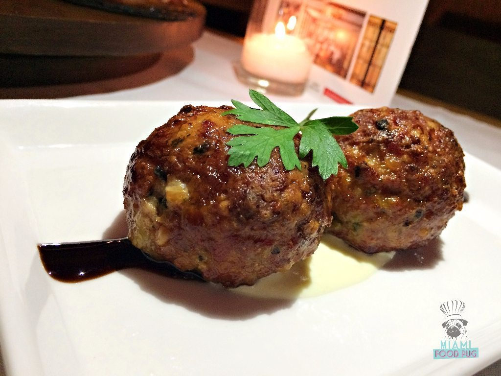 Quality Meats' Meatballs