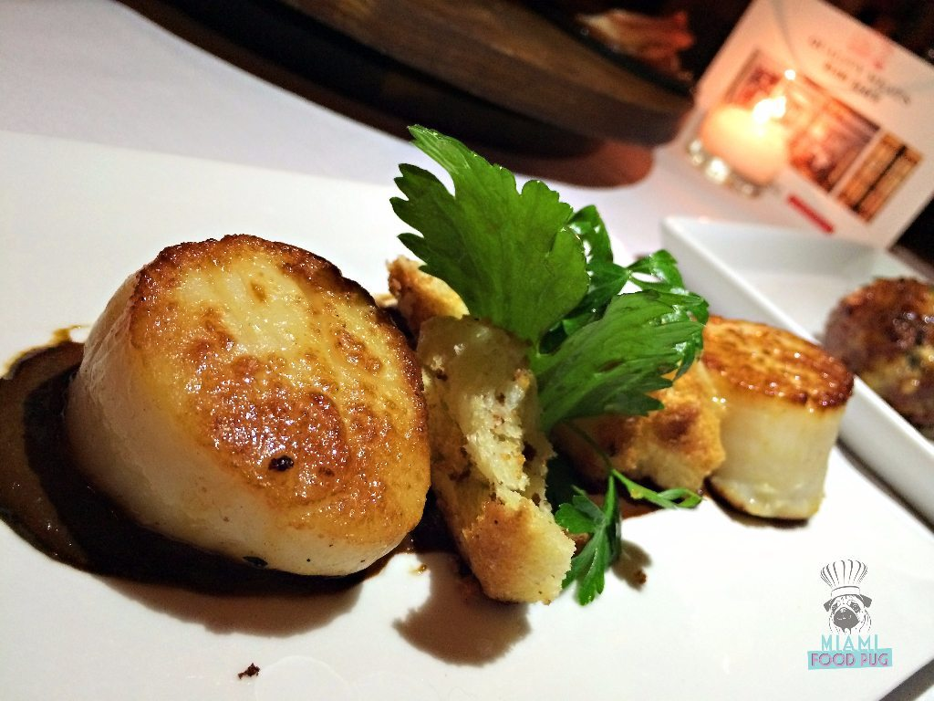 Quality Meats' Scallops