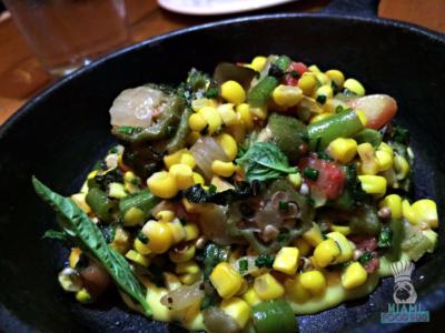 Golden Fig's Corn Succotash