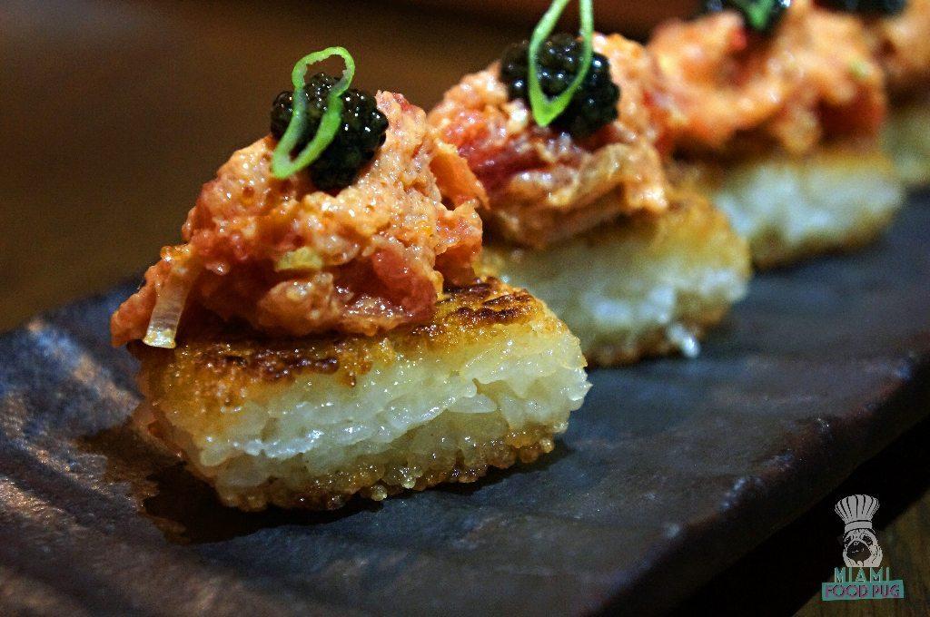 Kuro's Tuna Crispy Rice