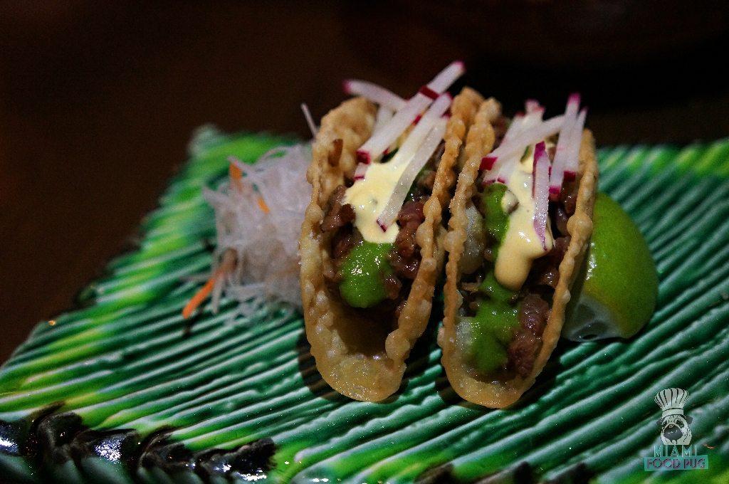 Kuro's Wagyu Tacos