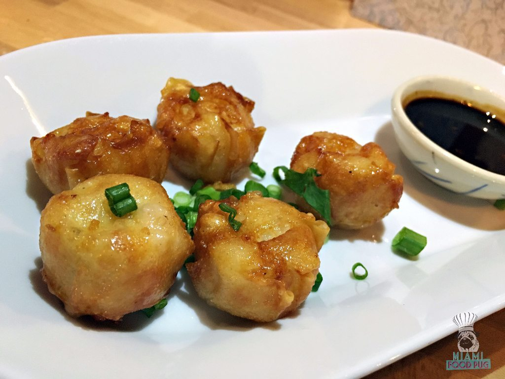 LungYai Thai's Fried Shrimp Dumplings