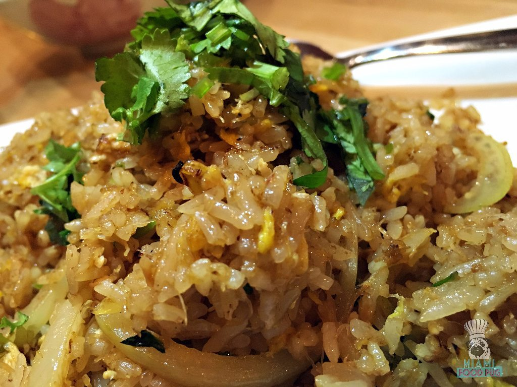 LungYai Thai's Crab Fried Rice