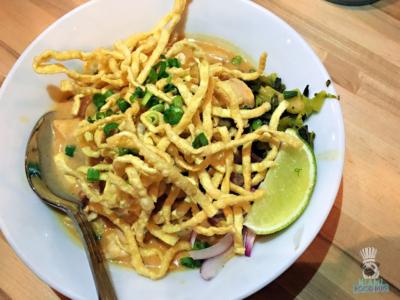 LungYai Thai's Khai Soi Gai / Nuar