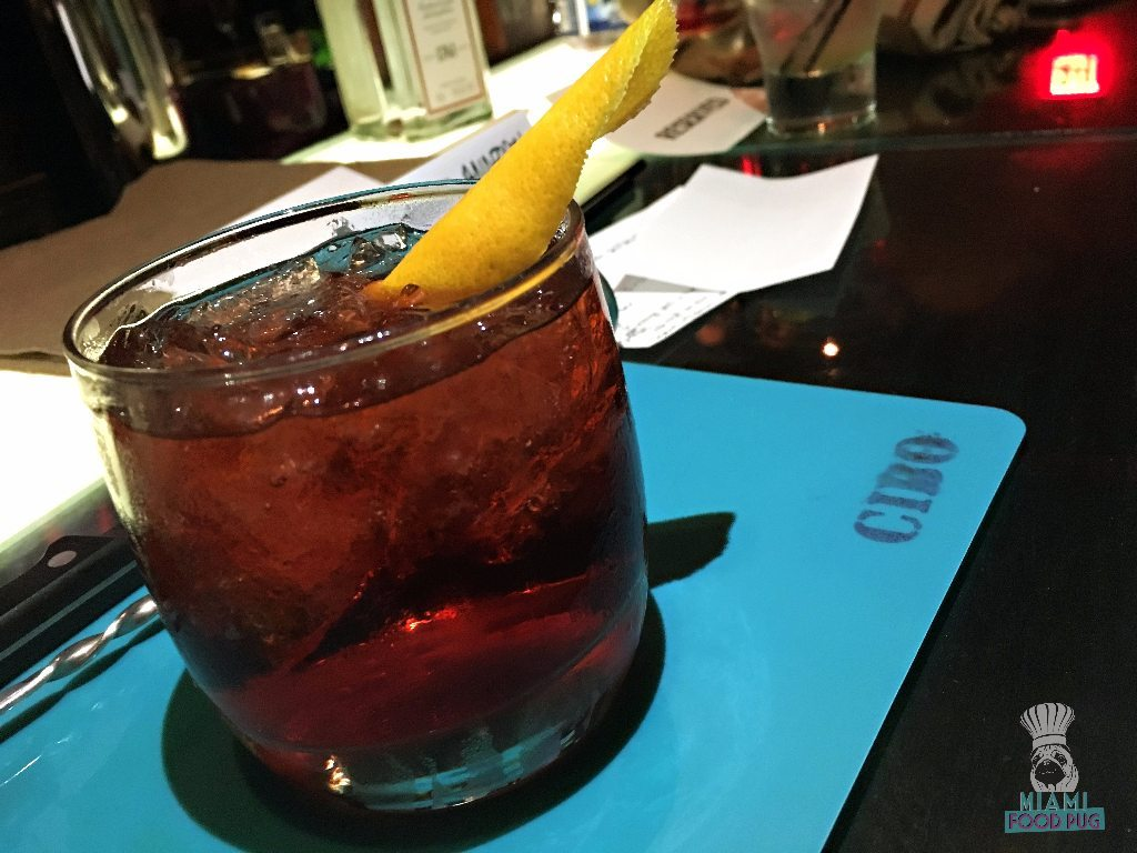 Our Attempt at a Negroni