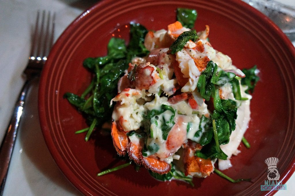 Driftwood's Butter-Poached Lobster