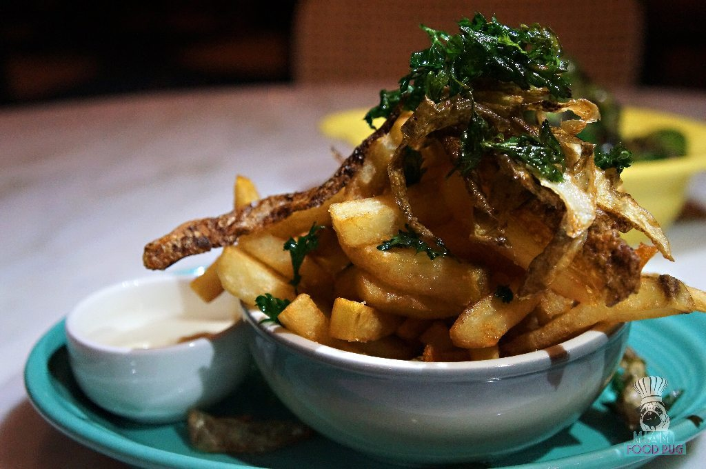 Driftwood's Kennebec Fries