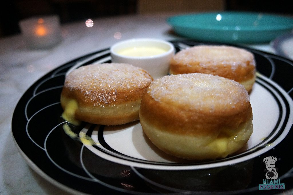 Driftwood's Passion Fruit Donuts