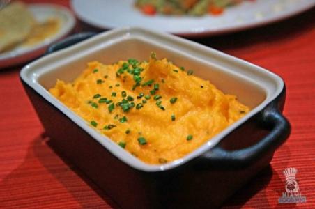 Essensia's Sweet Potato Mash
