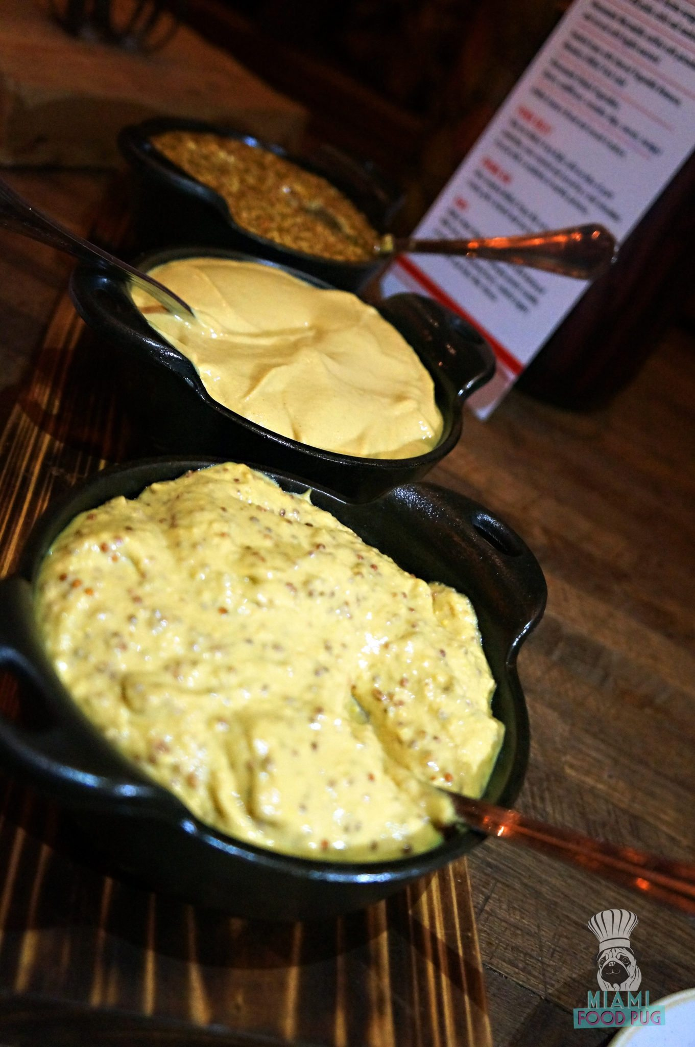 Smithfield's Chef's Table Mustards