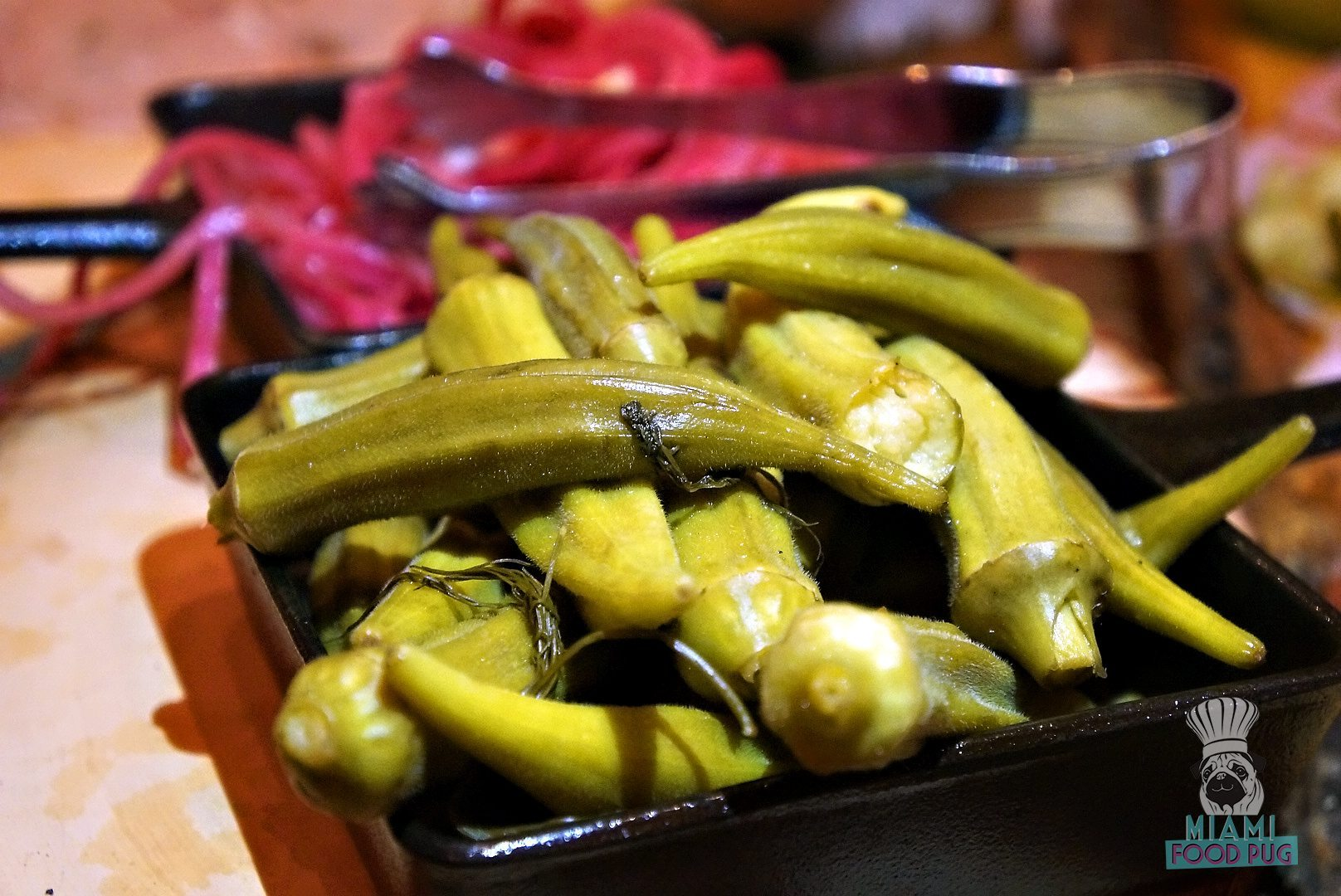 Smithfield's Chef's Table Pickled Vegetables
