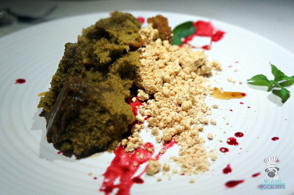 SOHO Bay's Green Tea Cake
