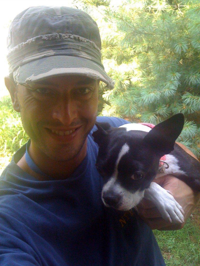 Angelo Masarin Boston Terrier