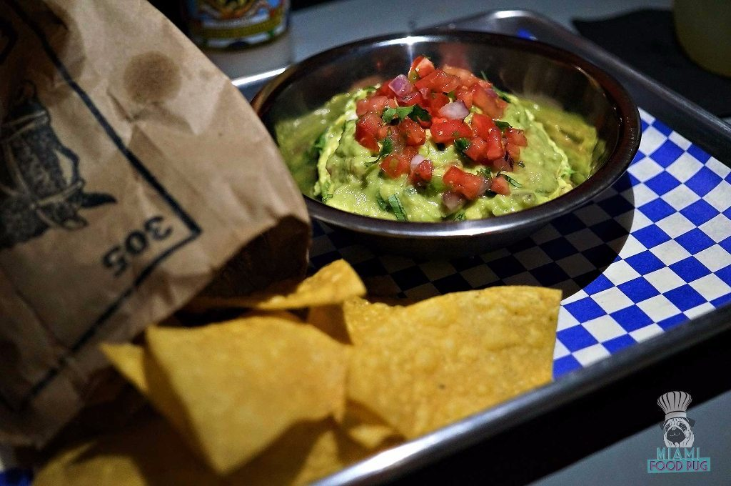 Coyo's Chips and Guacamole
