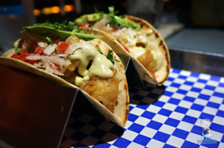 Coyo's Lobster Tacos