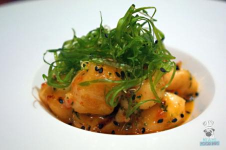 Essensia's Shrimp Gnocchi