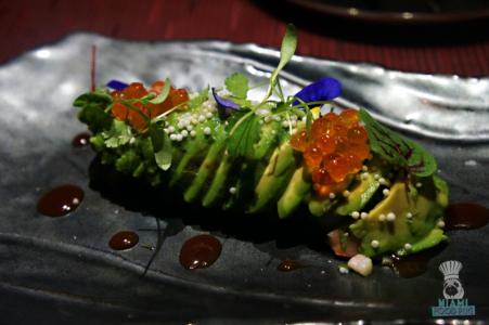 Jaya's Shrimp Maki