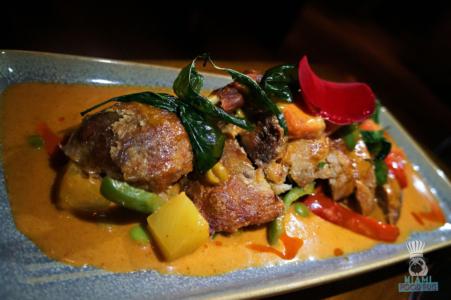 Naiyara's Red Curry Duck