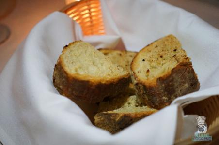 Palmeiras' Bread Service