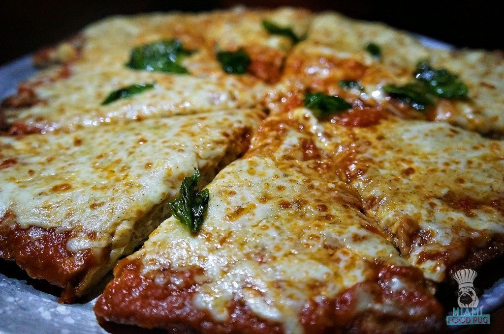 Quality Meats' Chicken Parmesan Pizza