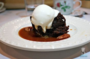 The Avenue's Sticky Toffee Pudding