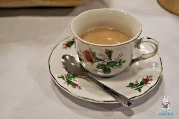 The Avenue's Cup of Breakfast Tea