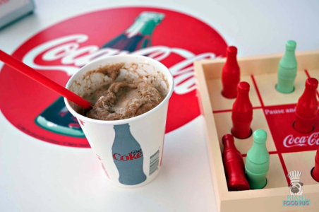 SOBEWFF Grand Tasting Coke Float