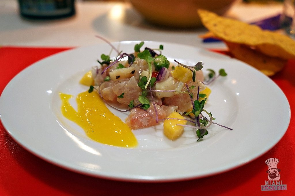Cook Like A Tico - Red Snapper Ceviche