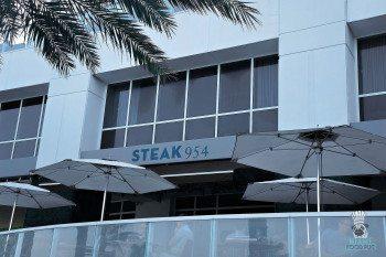 Steak 954 - Sign