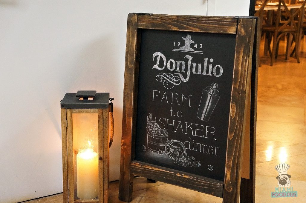 Don Julio - Farm to Shaker
