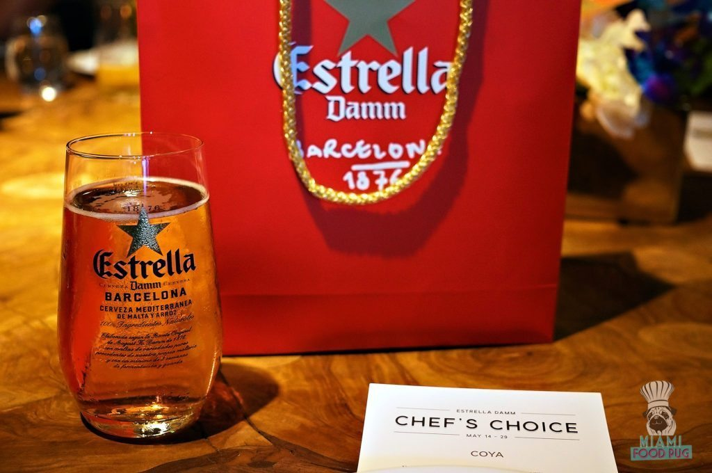 Estrella Damm Chef's Choice - Chef's Choice