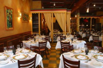 Ortanique Dining Room Left