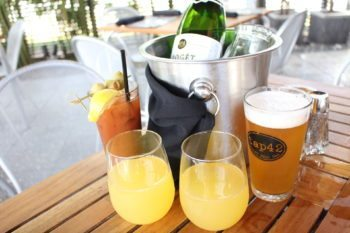 Bottomless Brunch at Tap 42