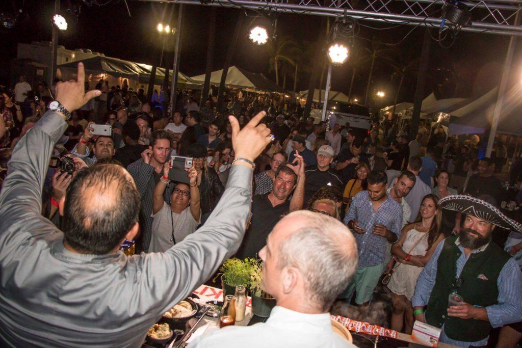 Celebrity chef showdown miami