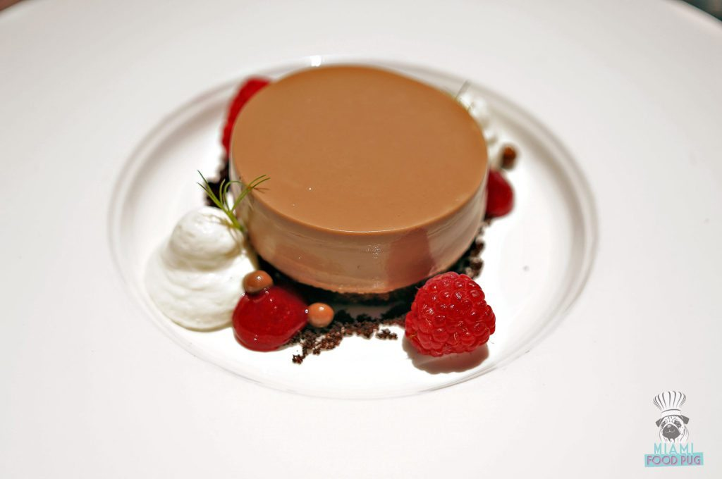 Meat Market - Chocolate Panna Cotta