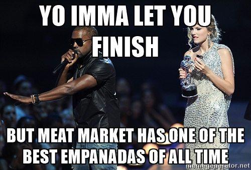 Meat Market Empanadas