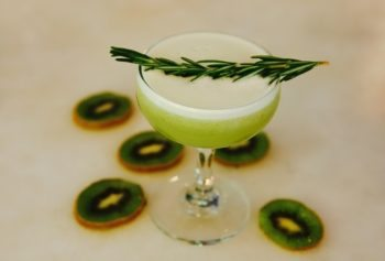 Kiwi Elyx Cocktail 1