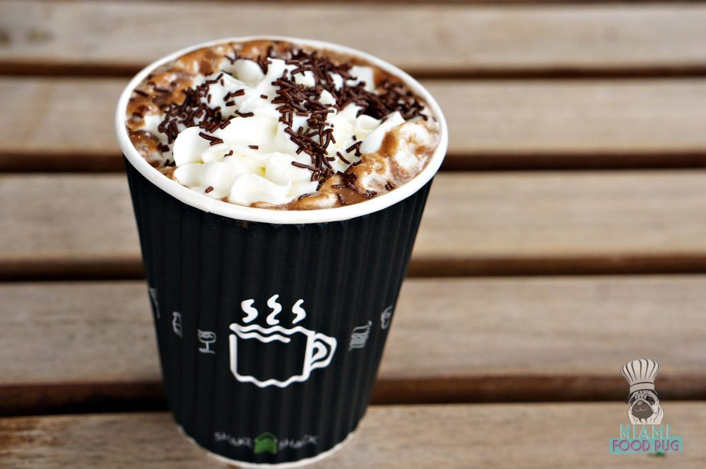 Shake Shack - Brownie Batter Hot Chocolate