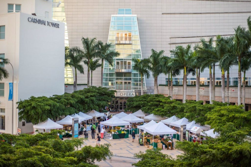 Arsht Center Celebrity Chef Series - Miami Beach