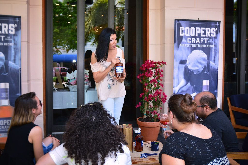Summer sipping with coopers 39 craft and south florida for Coopers craft bourbon review