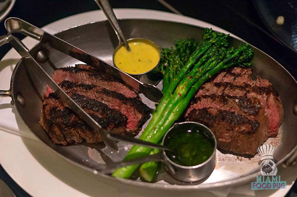 Best Steak in Miami Beach  STRIPSTEAK  Michael Mina
